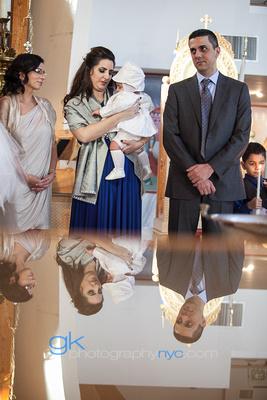 Greek Baptism, Queens, NY